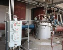 加热炉控制系统