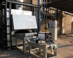 推杆式加热炉燃烧系统