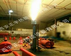 立式钻井远程遥控点火器(油气两用)